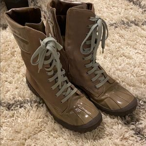 Cole Haan insulated boots